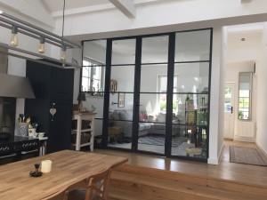 drzwi stalowe slim/loft